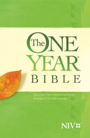 The One Year Bible NIV ebook by Tyndale