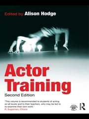 Actor Training ebook by Alison Hodge