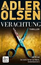 Verachtung ebook by Jussi Adler-Olsen,Hannes Thiess