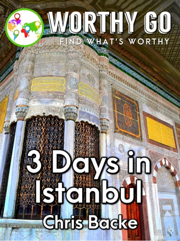 3 Days in Istanbul ebook by Chris Backe