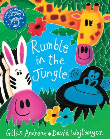 Rumble in the Jungle ebook by Giles Andreae