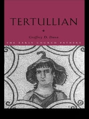 Tertullian ebook by Geoffrey D. Dunn
