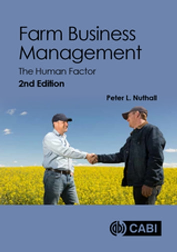 Farm Business Management - The Human Factor eBook by Peter Nuthall