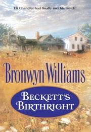 Beckett's Birthright ebook by Bronwyn Williams