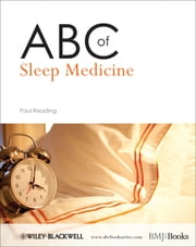 ABC of Sleep Medicine ebook by Paul Reading