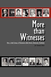 More Than Witnesses ebook by