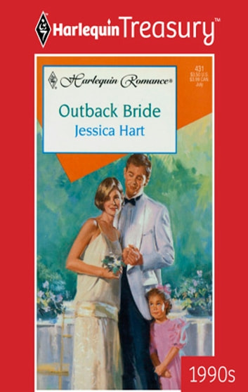 Outback Bride ebook by Jessica Hart