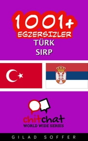 1001+ Egzersizler Türk - Sırp ebook by Gilad Soffer