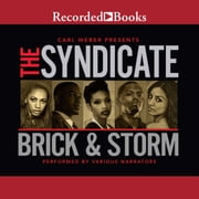 The Syndicate audiobook by Brick, Storm