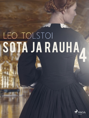 Sota ja rauha 4 eBook by Leo Tolstoi