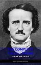 Edgar Allan Poe: Complete Tales and Poems: The Black Cat, The Fall of the House of Usher, The Raven, The Masque of the Red Death... ebook by Edgar Allan Poe