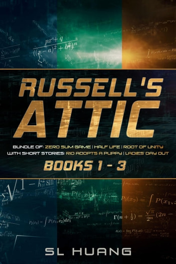 Russell's Attic, Books 1 - 3 - Russell's Attic ebook by SL Huang