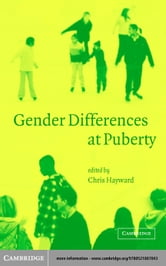 Gender Differences at Puberty ebook by Hayward, Chris