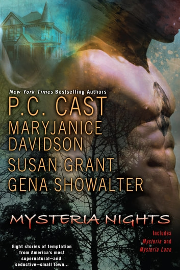 Mysteria Nights ebook by P. C. Cast,MaryJanice Davidson,Susan Grant,Gena Showalter