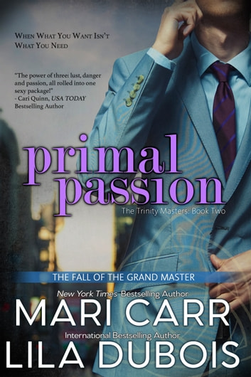 Primal Passion ebook by Mari Carr,Lila Dubois