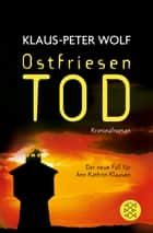 Ostfriesentod ebook by Klaus-Peter Wolf