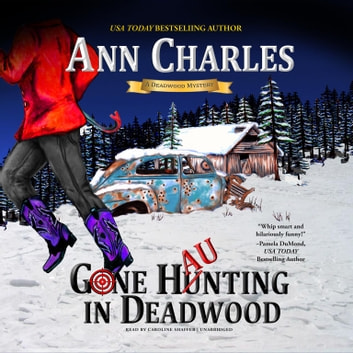 Gone Haunting in Deadwood audiobook by Ann Charles