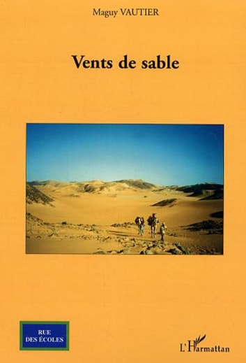 Vents de sable ebook by Maguy Vautier