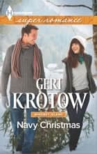 Navy Christmas ebook by Geri Krotow