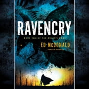 Ravencry audiobook by Ed McDonald