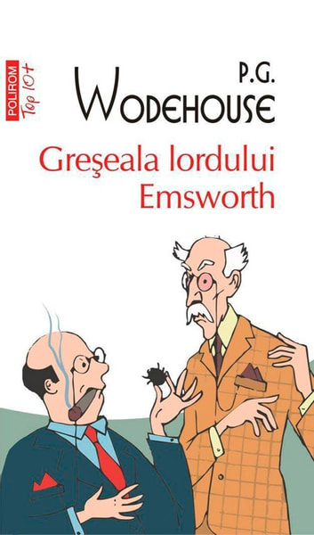 Greseala lordului Emsworth ebook by P.G. Wodehouse