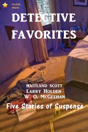 Detective Favorties ebook by Various Authors