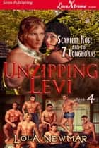 Unzipping Levi ebook by Lola Newmar