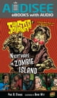 #05 Nightmare on Zombie Island ebook by Paul D. Storrie,David  Witt