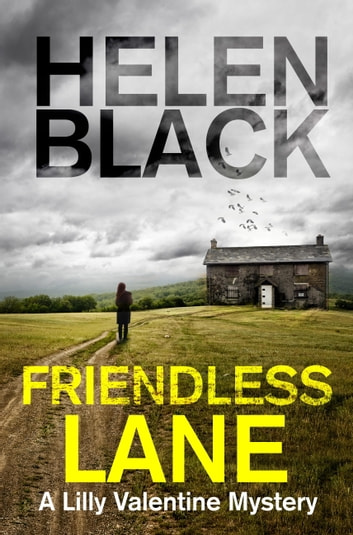 Friendless Lane - A Lilly Valentine novel ebook by Helen Black
