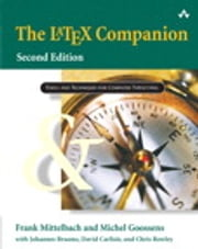 The LaTeX Companion ebook by Frank Mittelbach,Michel Goossens,Johannes Braams,David Carlisle,Chris Rowley
