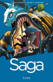 Saga Vol. 5 ebook by Brian K. Vaughan,Fiona Staples
