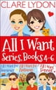 All I Want Series Boxset, Books 4-6 ebook by Clare Lydon