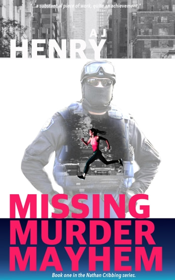 Missing Murder Mayhem ebook by A. J. Henry