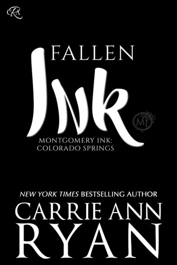 Fallen Ink ebook by Carrie Ann Ryan