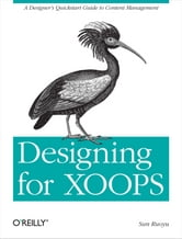 Designing for XOOPS ebook by Sun Ruoyu