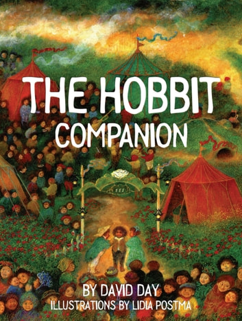 The Hobbit Companion ebook by David Day