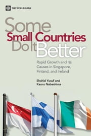 Some Small Countries Do It Better: Rapid Growth and Its Causes in Singapore, Finland, and Ireland ebook by Shahid Yusuf, Kaoru Nabeshima