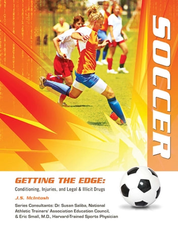 Soccer ebook by J. S. McIntosh