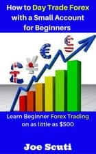 How to Day Trade Forex with a Small Account for Beginners ebook by Joe Scuti