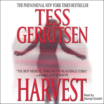 Harvest audiobook by Tess Gerritsen