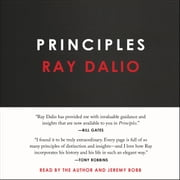 Principles - Life and Work Audiolibro by Ray Dalio