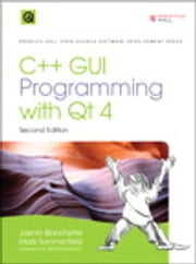 C++ GUI Programming with Qt4 ebook by Jasmin Blanchette,Mark Summerfield