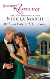 Wedding Date with Mr. Wrong ebook by Nicola Marsh