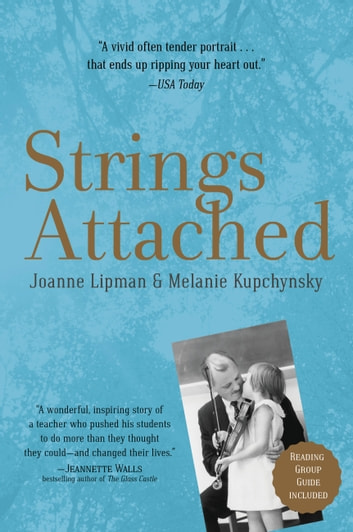 Strings Attached ebook by Joanne Lipman,Melanie Kupchynsky