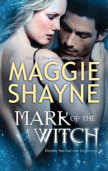 Mark of the Witch ebook by Maggie Shayne