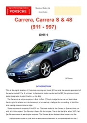 Porsche Carrera 997 ebook by Kobo.Web.Store.Products.Fields.ContributorFieldViewModel