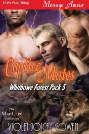 Captive Mates ebook by Violet Joicey-Cowen