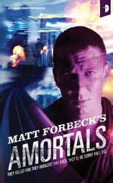Amortals ebook by Matt Forbeck