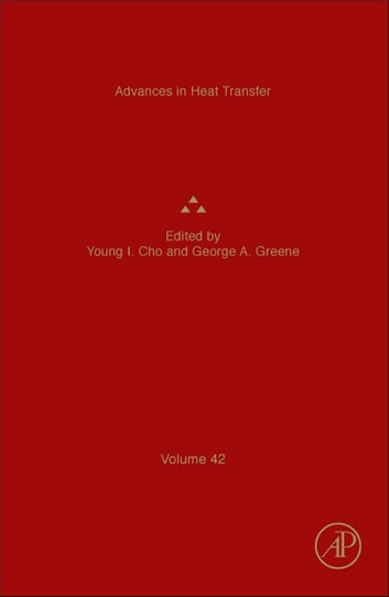 Advances in Heat Transfer ebook by Young I. Cho,George A. Greene