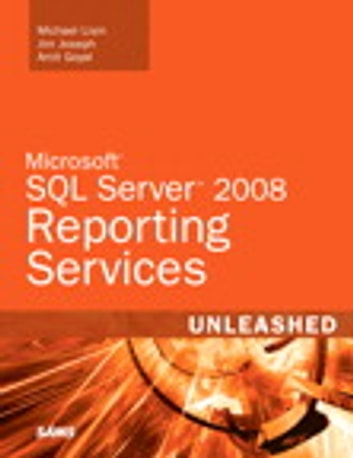Microsoft Sql Server 2008 Reporting Services Ebook
